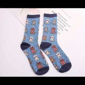 Other - Women's Dog Theme Socks